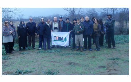 TEMA, Hayırlar Köyü'nde yürüyecek
