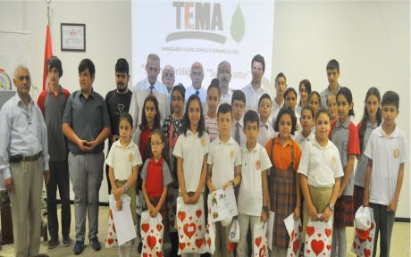 TEMA'nın en iyileri onurlandırıldı