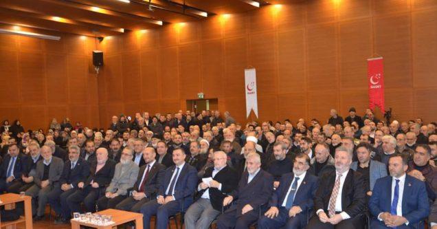 """""""Efsane Başkanlar"""" Bursa'da bir araya geldi!"""