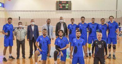 Belediyespor Voleybol Takımı şampiyonluk yolunda tam gaz