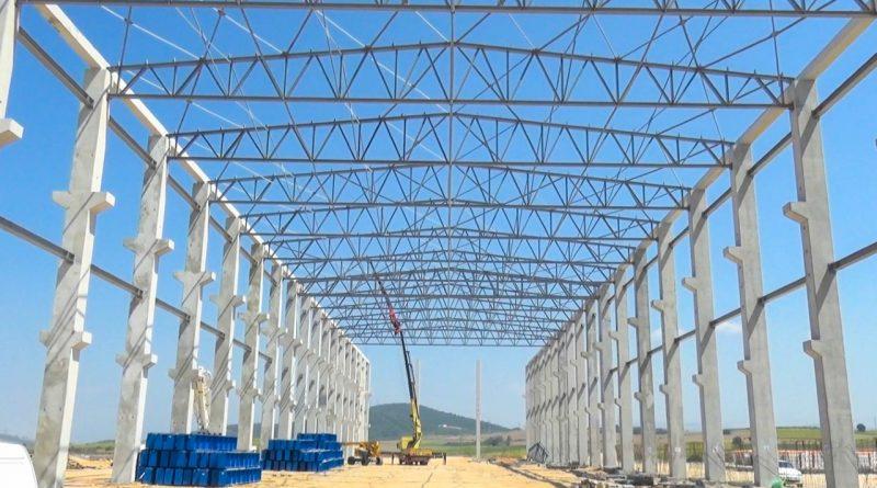 TEKNOSAB'da fabrikalar yükselmeye başladı
