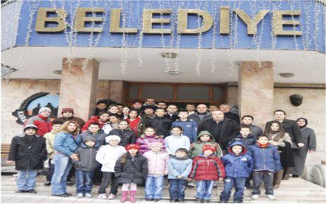Tofaş'a Karacabey desteği