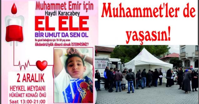 Muhammet'ler de yaşasın!
