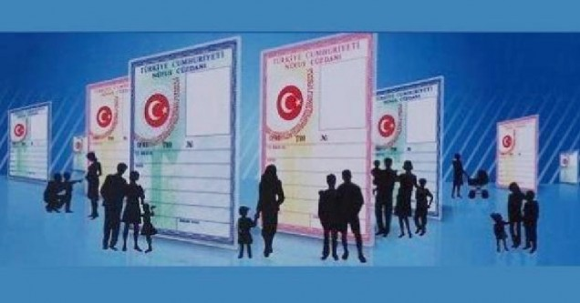 TUİK nüfus kayıtlarını açıkladı