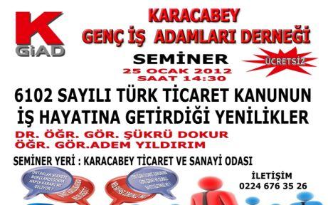 Türk Ticaret Kanunu masaya yatırılıyor!