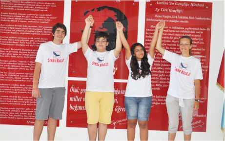 Türkiye şampiyonları Sınav'dan çıktı