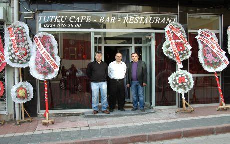 Tutku Restaurant hizmete başladı