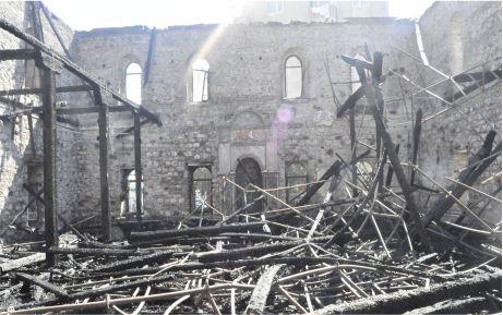 Ulu Cami yeniden restore ediliyor!
