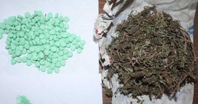 Polis, uyuşturucuya geçit vermedi
