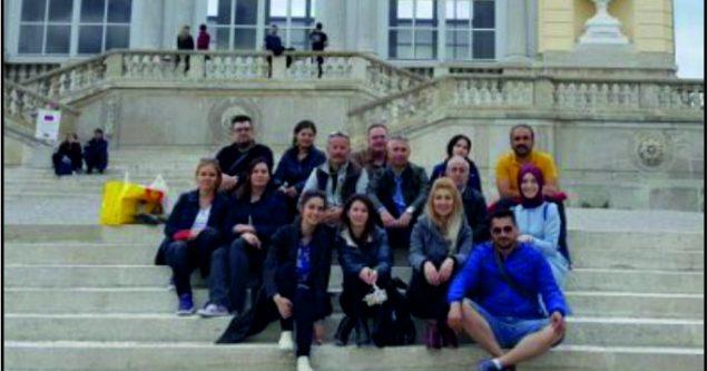 Eğitim gezilerinin durağı Viyana