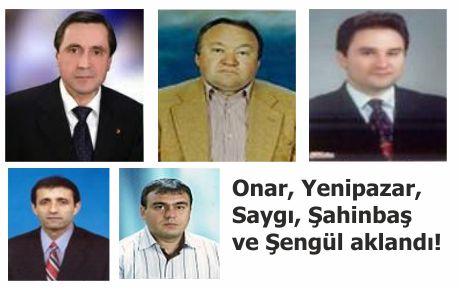 Yanlış hesap Ankara'dan döndü!
