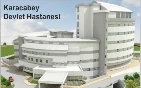 Yeni Devlet Hastanesi göz kamaştıracak!