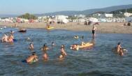 Karacabey sahilleri temiz çıktı