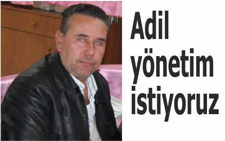 """Yenisarıbey Köyü'nden """"Hakem"""" tepkisi"""