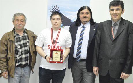 YGS-1'de şampiyon Sınav!
