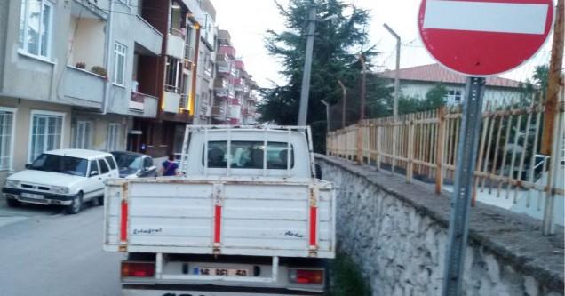 Trafik rezaleti tavan yaptı