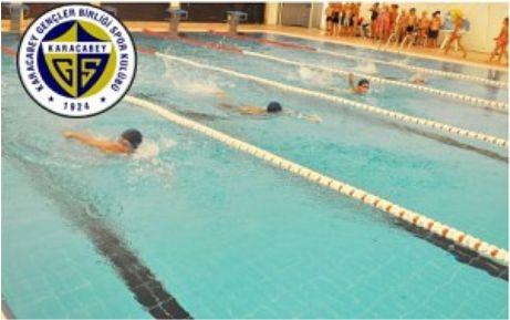 Yüzme Kursu'na ilgi yoğun!