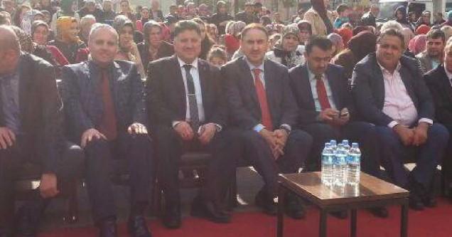Zeki Demir, festivale katıldı