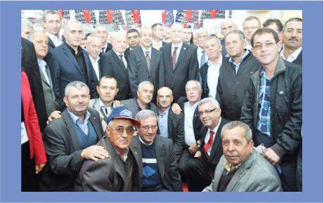 Ziraat Odası'nın Antalya çıkarması